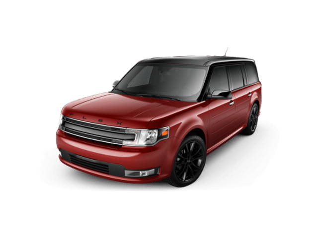 New 2019 Ford Flex SEL Crossover for sale in Grand Rapids